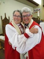 Mary and Barbara