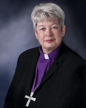 Bishop Barbara Andrews