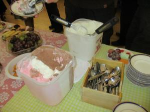 Tom Ice cream