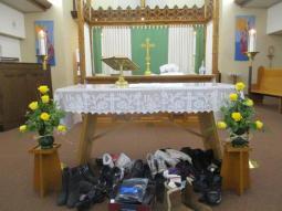 Soul Friends Altar