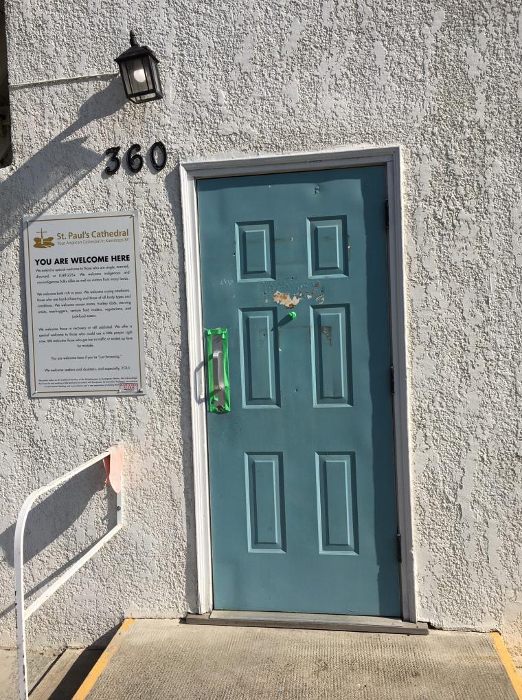 out side door 1