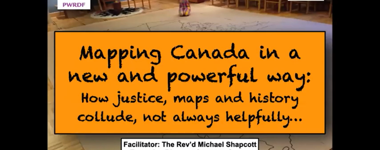 Mapping Canada in a new and powerful way: How justice, maps and history collude, not always helpfully